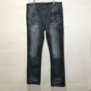 (SOLD)Buffalo Evan X Slim-Straight Fit Jean 34x32